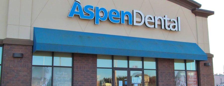 Commercial Property in Plover Wisconsin - Aspen Dental
