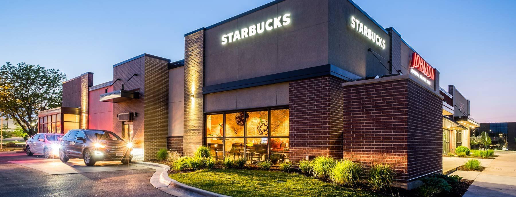 434 Gammon Place - Starbucks